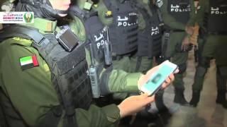 بالفيديو..  لحظة القبض على «شبح الريم» في أبوظبي بالإمارات