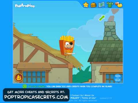 Poptropica Skullduggery Island Walkthrough Part 2