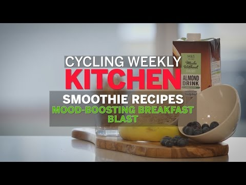 Mood Boosting Morning Blast | Smoothie Recipe | Cycling Weekly