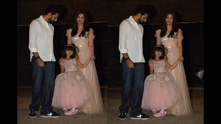 In Graphics: shilpa shetty and shah rukh khan make fun with abram at aishwarya and abhishe - ABPNEWSTV