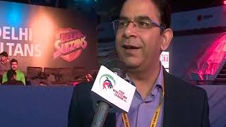 PWL 3 Day 10: Sunil Taneja speaks over today's wrestling between Delhi Sultans and Punjab Royals - ITVNEWSINDIA