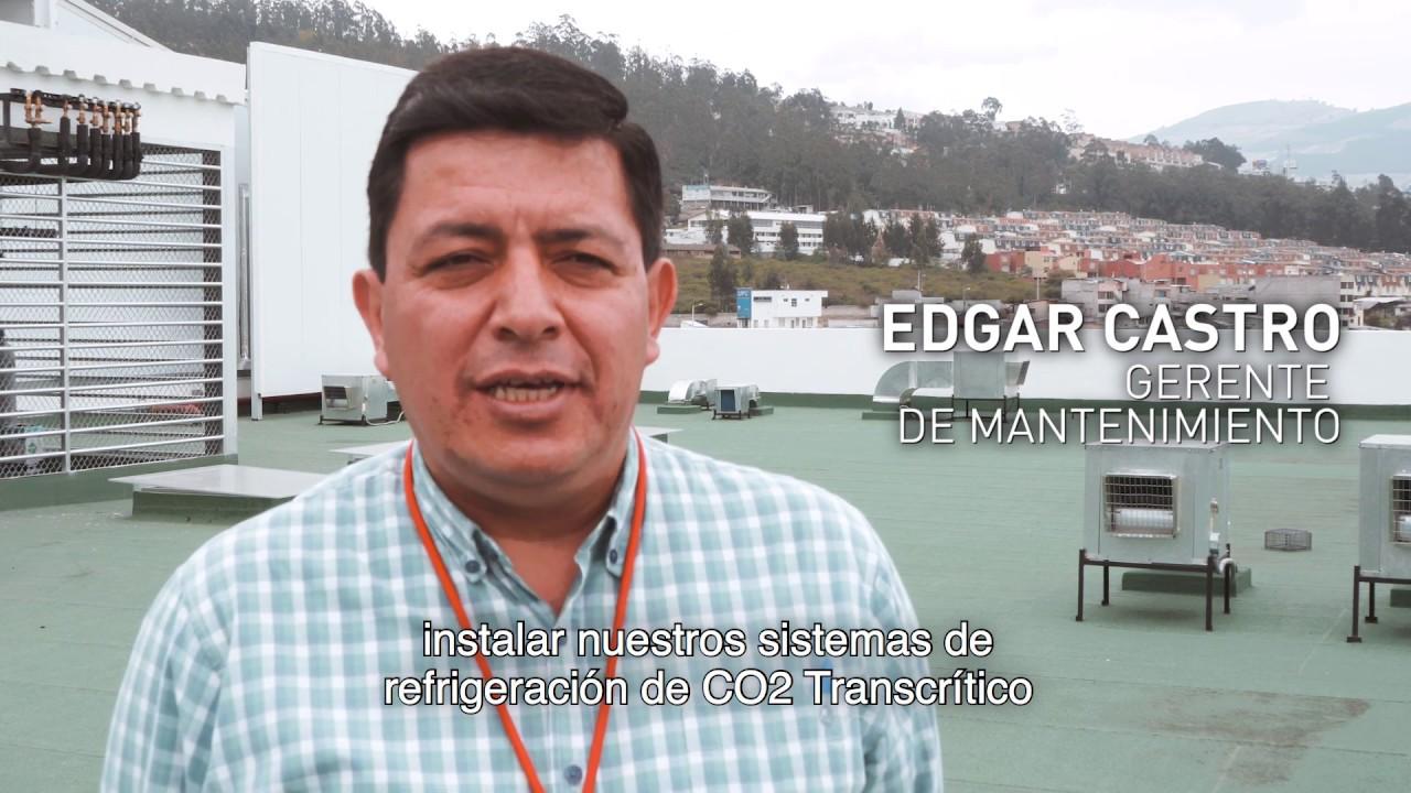 Experiencia Costan: Megamaxi Ecuador