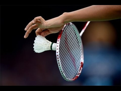 Basic Badminton for Beginners.