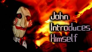 Royalty Free :John Introduces Himself