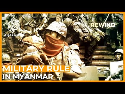 Inside Myanmar The Crackdown 10 Oct 07 Part 1