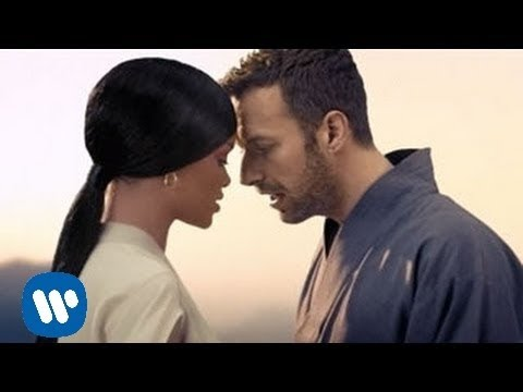 Coldplay Princess Of China ft. Rihanna