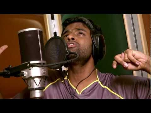 The Making of the SunRisers Hyderabad Anthem