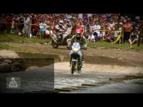 2011 Dakar ARGENTINA - CHILE Vasilis Orfanos Rally