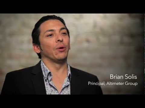 SXSW in 60 Seconds: Brian Solis on the Most Exciting Innovations of 2013