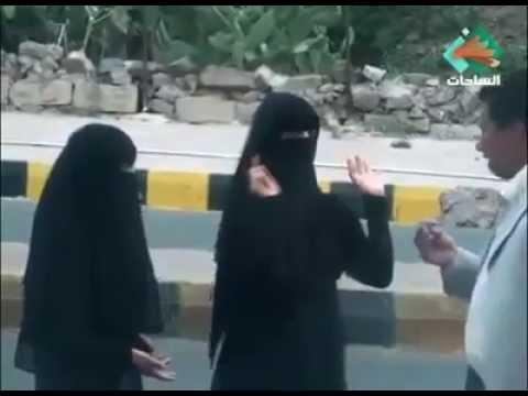 شاهد طيبة اهل اليمن في برنامج الكاميرا الخفية