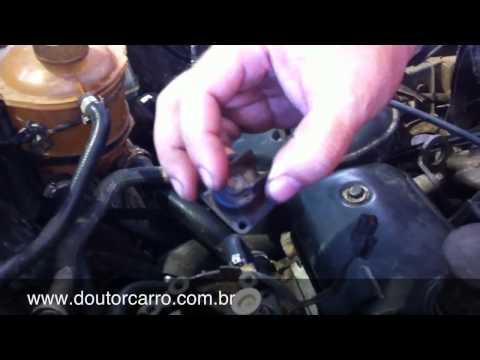 Dr CARRO Regulador Pressão Combustível Montagem
