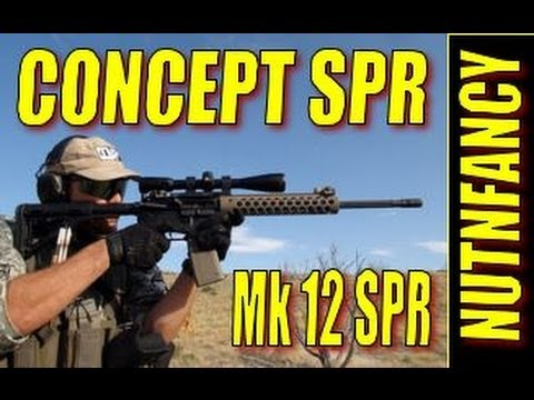 &quot;Nutnfancy's Answer to Mk 12 Mod 1: Concept SPR&quot;