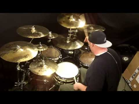 Finch - Letters to You [Drum Cover]