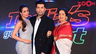 Karan Johar has fun with Kirron Kher & Malaika Arora on sets of 'India's Got Talent' - ZOOMDEKHO