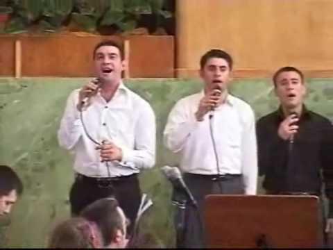 Fratii Toflea/Isus,Isus,Aleluia,EL Vine Iar