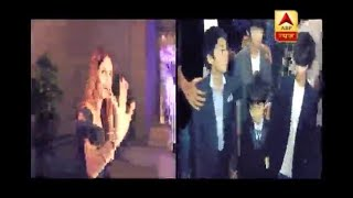 Sussanne Khan posts pictures of her event with Hrithik Roshan - ABPNEWSTV