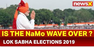 NewsX Explained: Is the Narendra Modi wave in India over in Lok sabha elections 2019? - NEWSXLIVE
