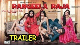 Rangeela Raja TRAILER | Govinda brings 90s charm in Double Role - IANSLIVE