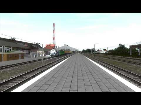 Trainz Simulator Addon Indonesia - Kahuripan Depart from Kertosono