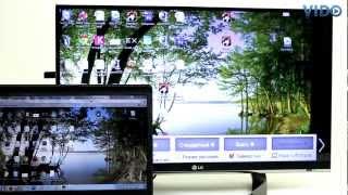 3D-телевизор LG 32LM660T!