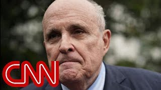 Rudy Giuliani hints at longer Trump Tower talks - CNN