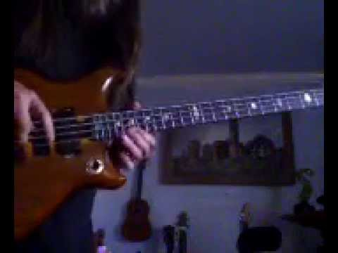 Goldfish Are Your Friends.   as played on me'77 alembic series I bass