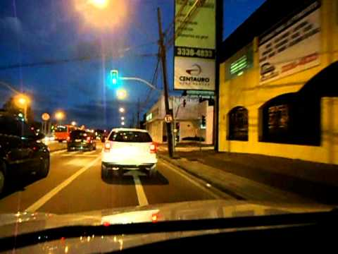 Passeando por Curitiba - Centro ao Xaxim