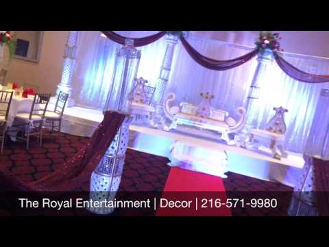 Pakistani Weddings In Ohio  | The Royal Entertainment | Arabic Weddings
