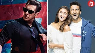 Salman Introduces His Sikandar Avatar From 'Race 3' | All Is Not Well Between Ranveer & Alia? - ZOOMDEKHO