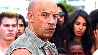 FAST AND FURIOUS 8 - The Fate of the Furious TRAILER Tease (2017) - FILMSACTUTRAILERS