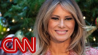 Melania Trump's poll numbers plummet - CNN