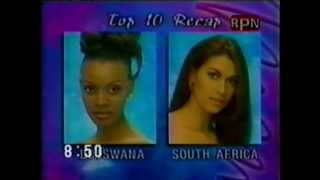 Miss Universe 1999 Video