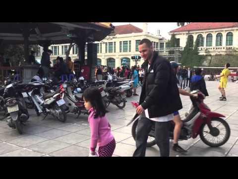 Dsoul || Hanoi - Vietnam || Street Popping