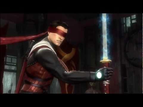 MK9 - Kenshi Combo Compilation - Mortal Kombat 9 (2011)