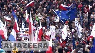 Hungary accused of undermining independent media - ALJAZEERAENGLISH