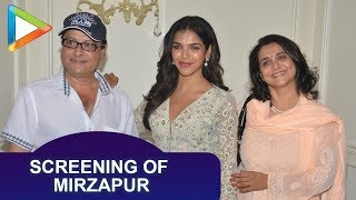 Special screening of Amazon's new series Mirzapur - HUNGAMA