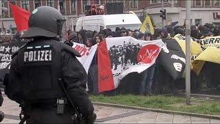 مظاهرة في ألمانيا لليسار المتطرف