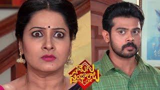 Naalugu Sthambalata Serial Promo - 23rd September 2019 - Naalugu Sthambalata Telugu Serial - MALLEMALATV