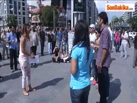 Branş Öğretmenleri Ankarada ! Haksızlığa karşı!