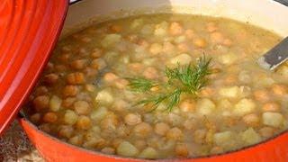Bezawada Chickpea Curry ..
