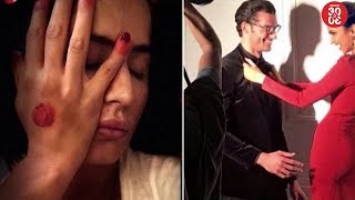 Katrina Kaif Flaunts Her Mehendi Look | Deepika Padukone Shoots For An Ad In Paris - ZOOMDEKHO