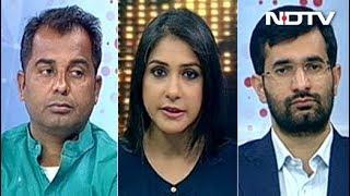 इंडिया नौ बजे: चुनाव में किसका पलड़ा है भारी? - NDTVINDIA