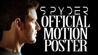 Mahesh Babu's SPYDER Official Motion Poster || #Mahesh23 || #SpyderFL || #Spyder || AR Murugadoss - IGTELUGU