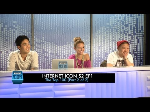 Internet Icon S2 Ep1 - The Top 100 (Part 2 of 2)