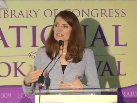 Jeannette Walls - 2009 National Book Festival