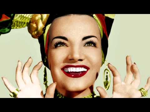 An Interview With Carmen Miranda - July 1952
