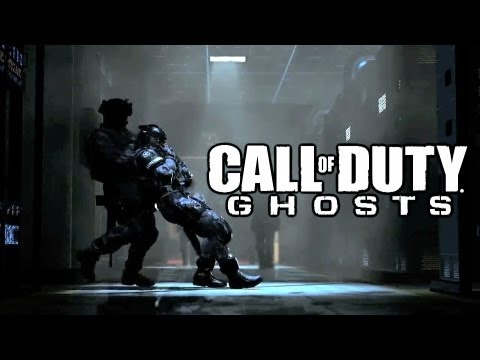 COD Ghosts: Gameplay Reveal Trailer (My Thoughts)