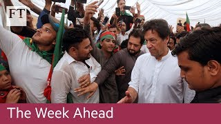 Pakistan election, US tech results, Ryanair strike threat - FINANCIALTIMESVIDEOS