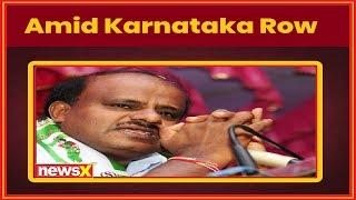 Amid poaching fears, Karnataka CM HD Kumaraswamy claims daily threat to govt hampers performance - NEWSXLIVE