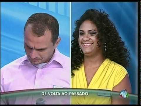 FRANCIMAR E ROSIMEIRE DE VOLDA AO PASSADO ( PROGRAMA DO GUGU )